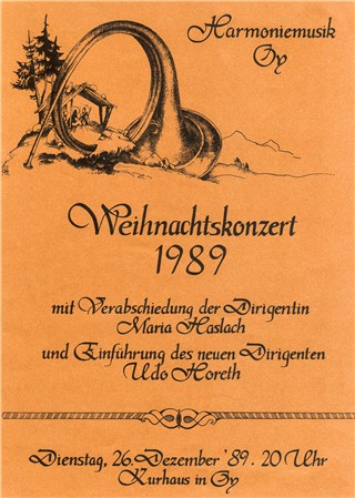 You are currently viewing Weihnachtskonzert 1989