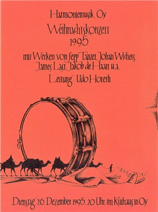 Read more about the article Weihnachtskonzert 1995