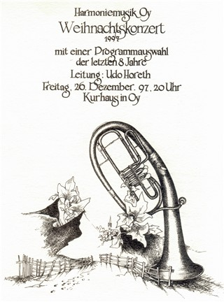 Read more about the article Weihnachtskonzert 1997